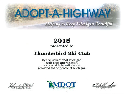 9/25/2016 Fall Adopt-A-Highway