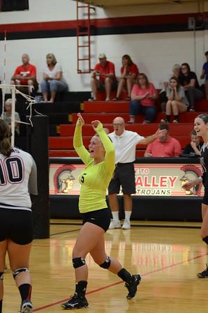 Volleyball vs. Minerva & Sandy Valley