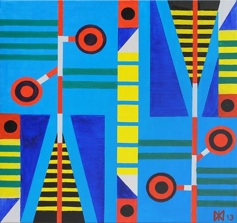schilderijen 2013