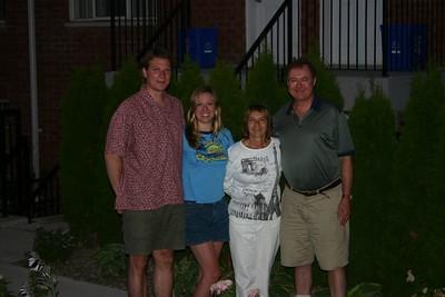 Sarah & Alan - July 9, 2005