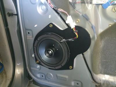 2002 Toyota Sequoia SR5 Front Door Speaker Installation - USA
