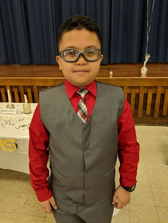 2018-04-18_Tre's National Elementary Honors Society Induction