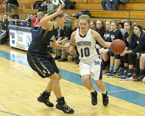 2015-16 South Ridge Girls' Basketball