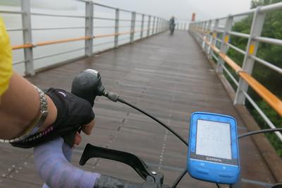 Korea Bike ride