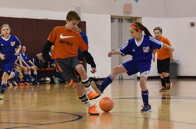 Brandt & Kade Futsal - January 14, 2016