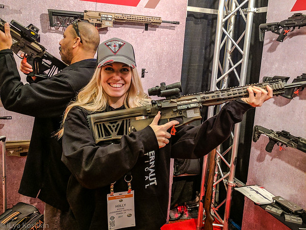 JT CA-compliant Stock for AR-type rifles