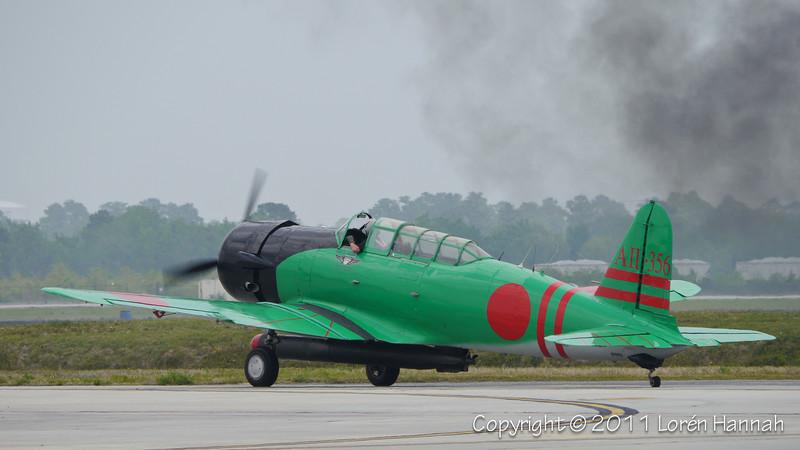 """""""Tora Tora Tora"""" Kate replica - (1944 North American SNJ-5) - N3725G"""