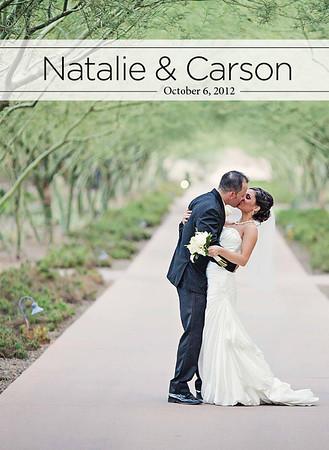 Natalie & Carson album