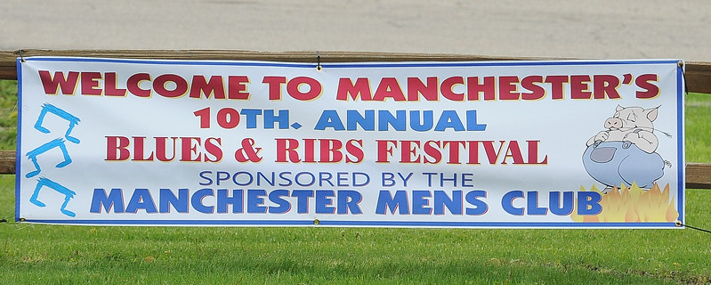 Manchester Blues & Ribs Festival 2014