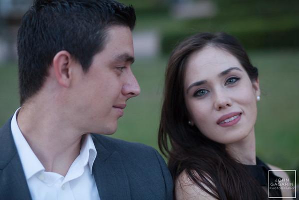 Robert & Rachel