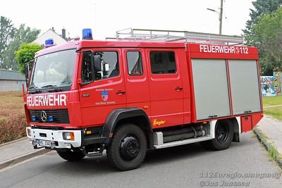 Einweihung LF20 LG Frelenberg
