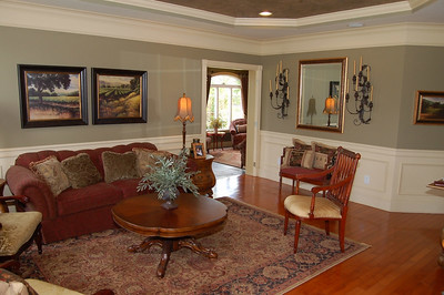 Brier Creek Model Home