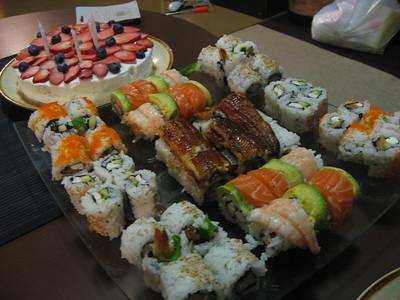 Yukari's Food