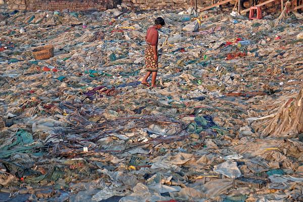 Plastic beach :-(