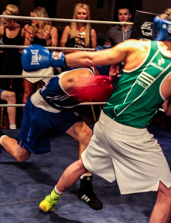 St Margaret's Boxing Club - 21092013