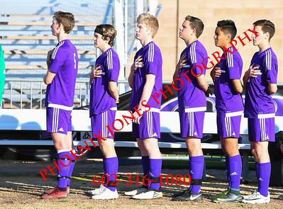 1-16-19 - Kingman @ Northwest Christian - Boys Soccer