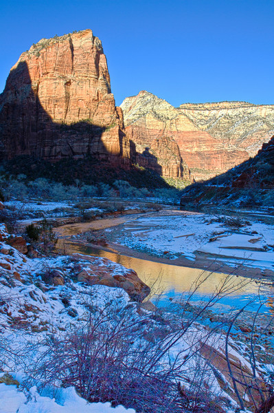 Zion HDR with river.jpg