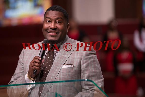 Church Service April 2017