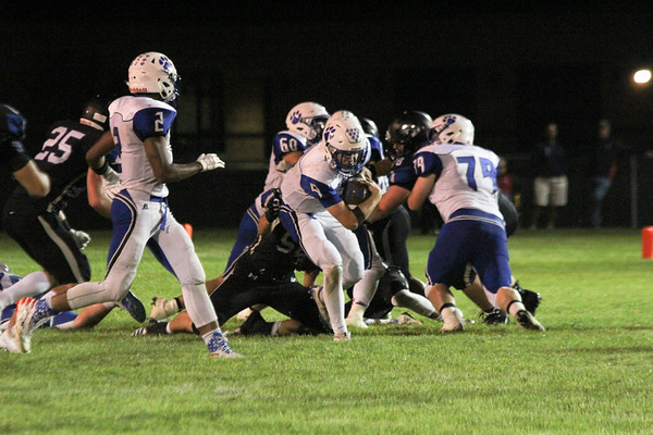 West Lyon football at BHRV 9-7-18