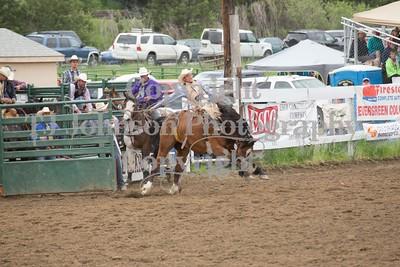 2014 Evergreen Saddle Bronc Saturday