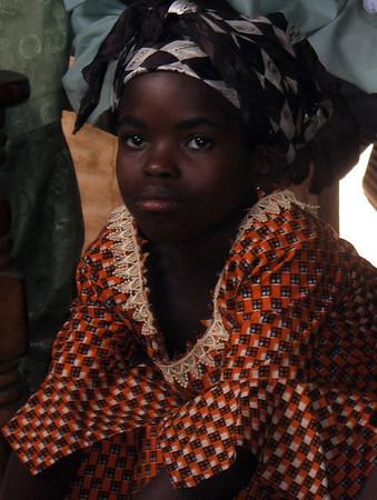 Togolese girl