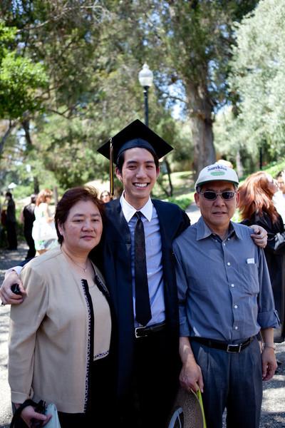 Marcus Graduation