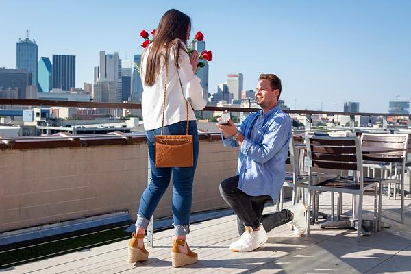 Peyton + Taylor Engagement