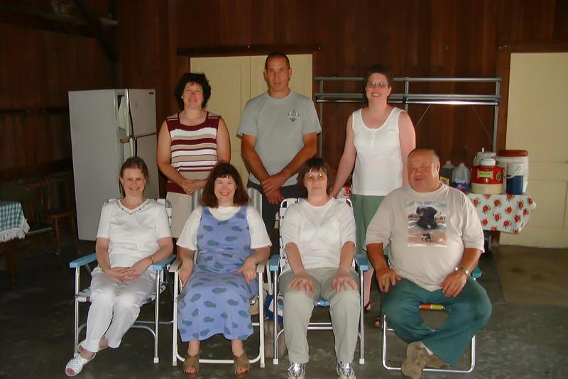 Funk Family Picnic 2003