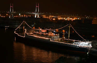 Yokohama by Night 2014