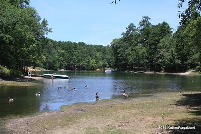 Petersburg Campground & Augusta Museum