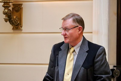 Senator Evan Vickers