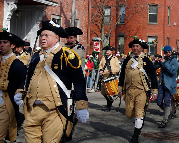 St Pats 2013, S. Boston