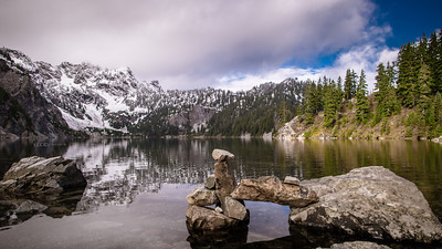 Snow Lake 11.08.15