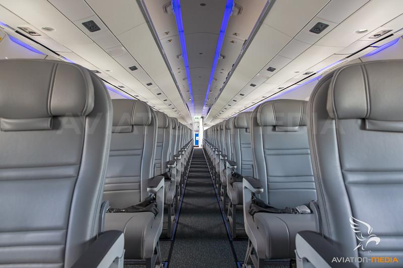 Embraer / Embraer 190-400STD / PR-ZIQ