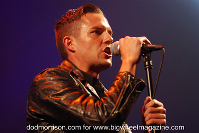 The Killers - at The AECC - Aberdeen, UK - October 27, 2012