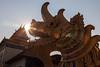 Dragon in Chiang Mai, Thailand