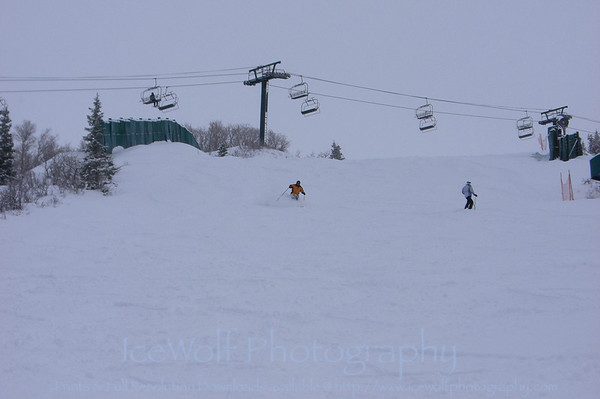Ski Utah January 2008