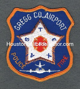 Gregg County Airport Police