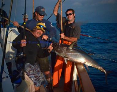 Voyager - Labor Day 2016 - Big BlueFin Tuna