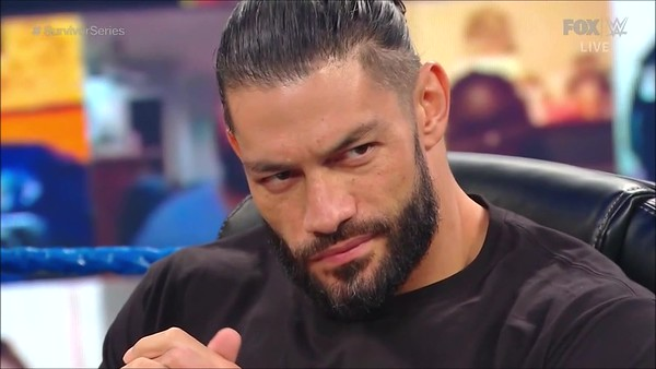 Roman Reigns - Screencaps / SD Live Nov.20, 2020