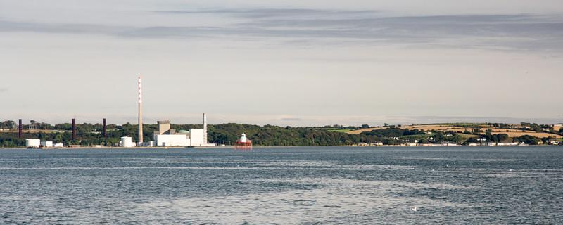 Aghada Power Station, Cork Harbour
