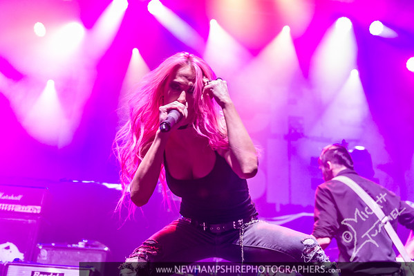 Butcher Babies at The State Theater - ME