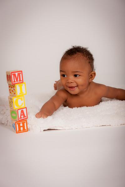 Micah's 6 Months