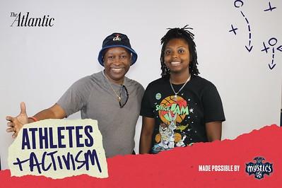 The Atlantic's Athletes + Activism