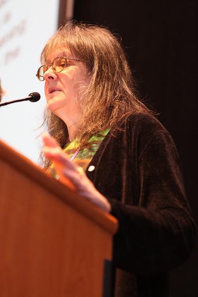 SPD Parker Lecture: Yvonne Elsworth