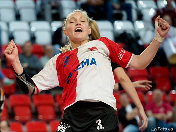 2. finále: Slavia - Most 30:20