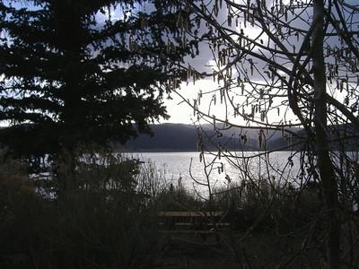 April 29, 2007: Panguitch Lake, Utah