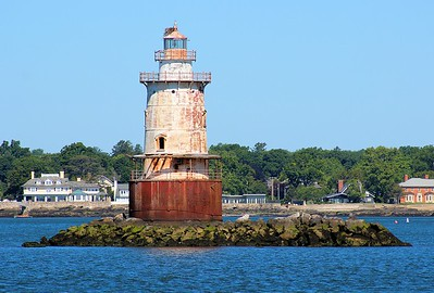 Stamford Harbor Lighthouse