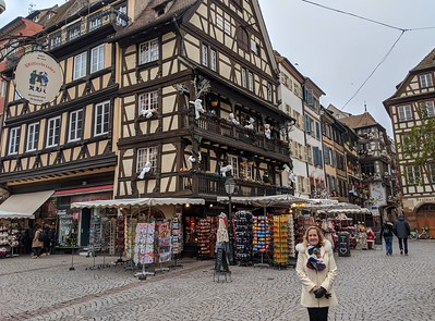 Strasbourg, France - City tour and Canal ride, Day 7