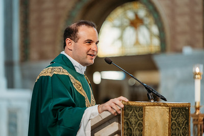 New Pastor Installation - St. Frances de Sales, Philadelphia